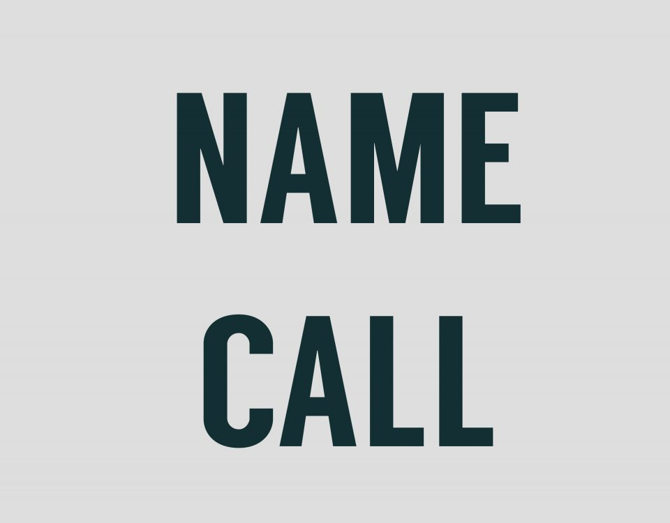 Name Call Podcast Official